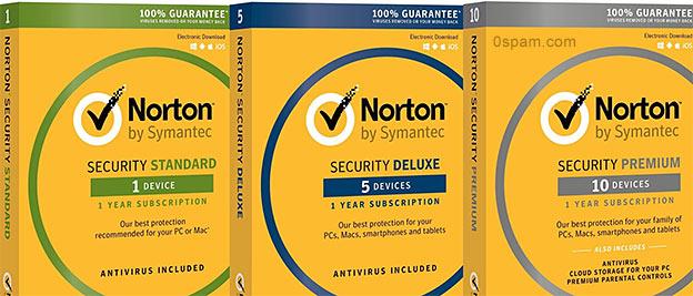 top norton security deals